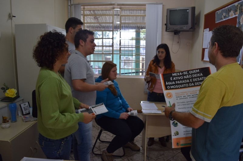 Câmara segue tour pelos bairros em prevenção a dengue