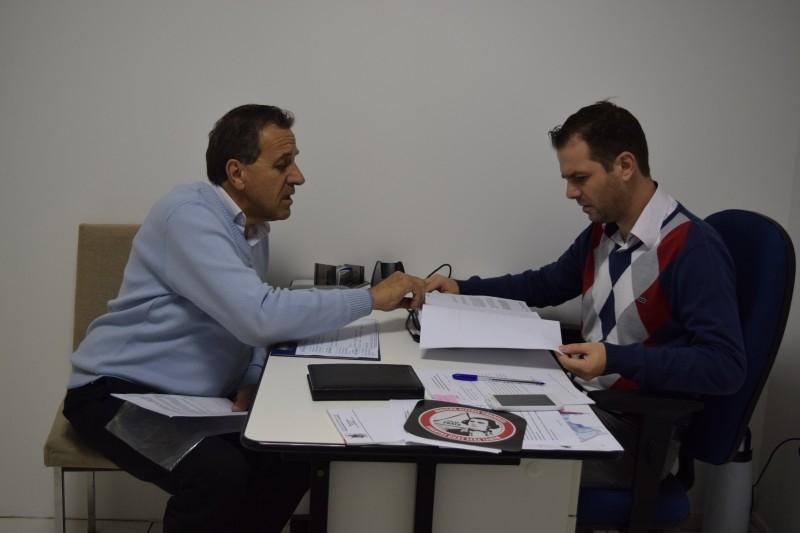 Vereador buscará emenda parlamentar para HCC