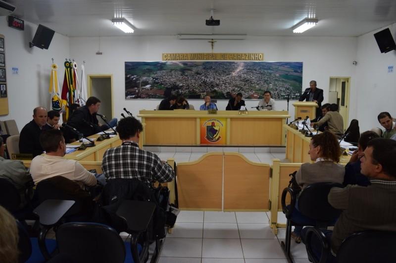 Legislativo presta homenagem durante sessão ordinária