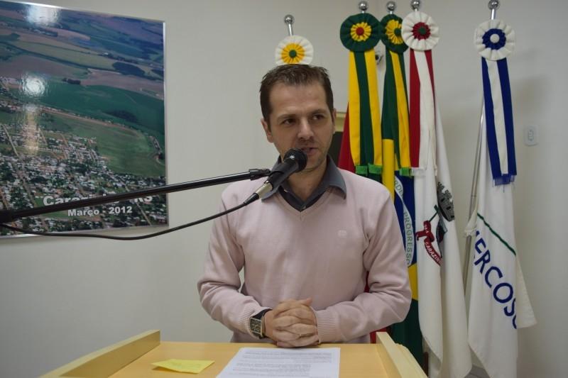 Vereador denuncia irregularidades na 19ª Seara da Canção