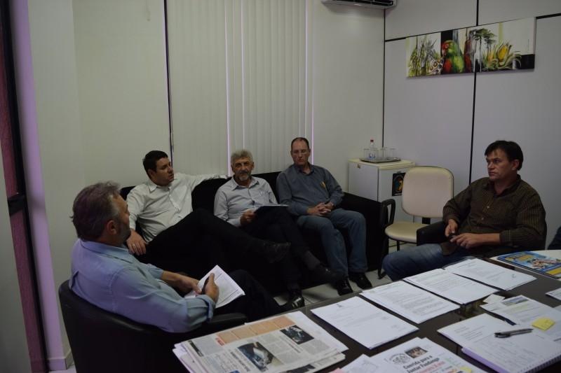 Em reunião com vereadores Corsan anuncia investimentos de R$ 20 milhões para Carazinho