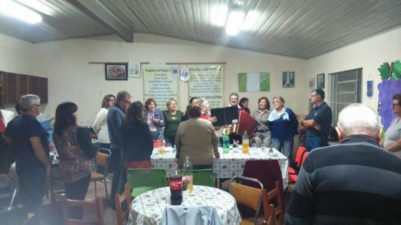 Associação Italiana Giuseppe Garibaldi solicita apoio de vereador para projeto cultural