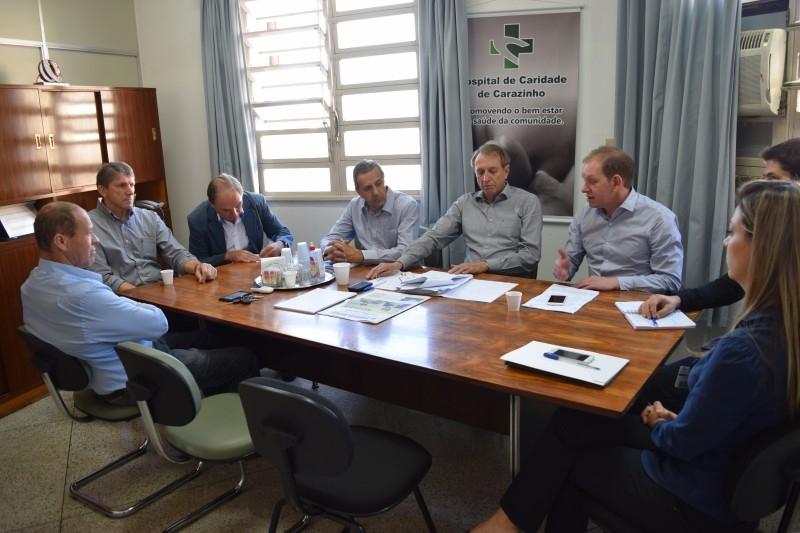 Renovação de contrato entre prefeitura e HCC preocupa Legislativo