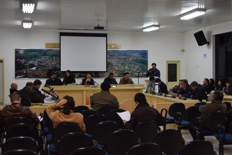Vereador anuncia em sessão possibilidade de ciclovia na ERS 142