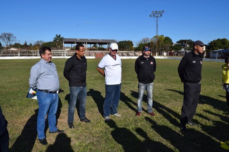 Vereadores homenageiam 45 anos do Atlético de Carazinho
