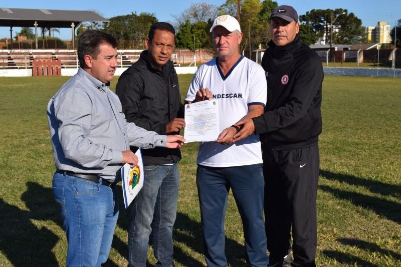 Clube Atlético será convidado para usar Tribuna Livre neste mês