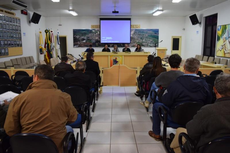 Câmara sedia discussão da LDO