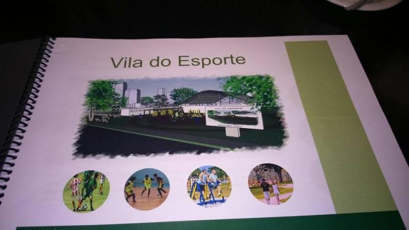 Ministério dos Esportes anuncia a vereadores programa