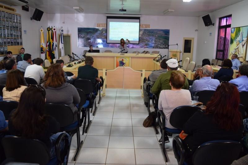 Carazinho define prioridades para a Consulta Popular 2015