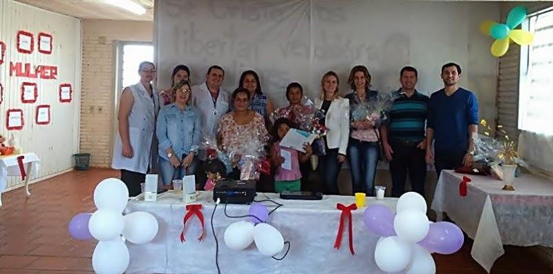 Vereador prestigia atividade na Semana Mundial do Aleitamento Materno