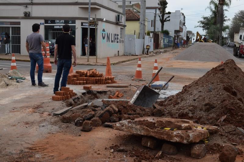 Marechal Floriano receberá asfalto provisório a pedido de vereador