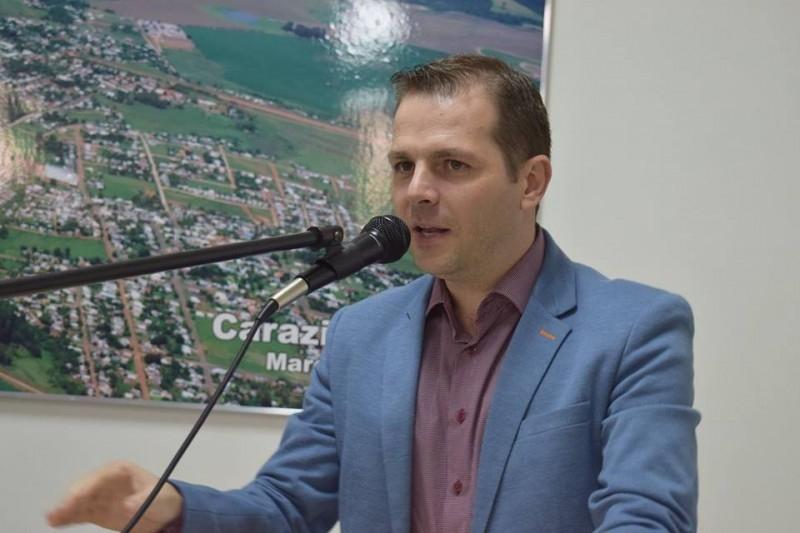 Vereador encaminha ofício contrário ao parcelamento do salário de servidores públicos