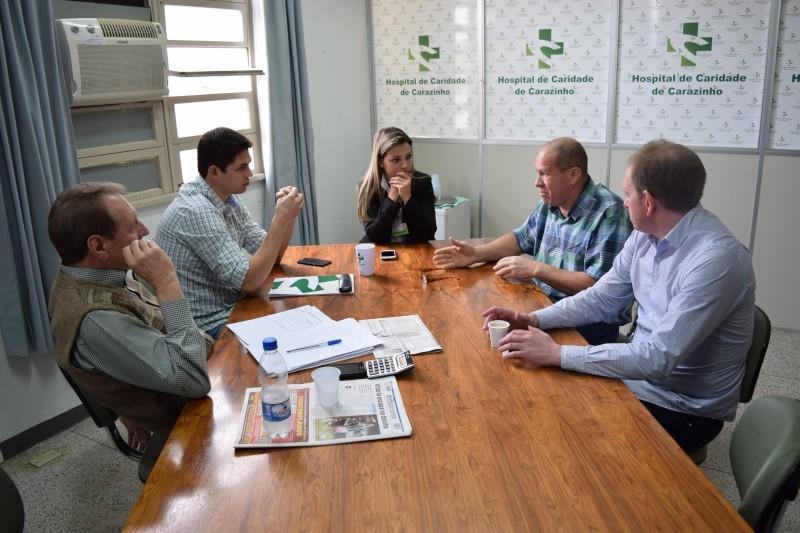 Renovação do contrato de urgência e emergência é pauta de reunião
