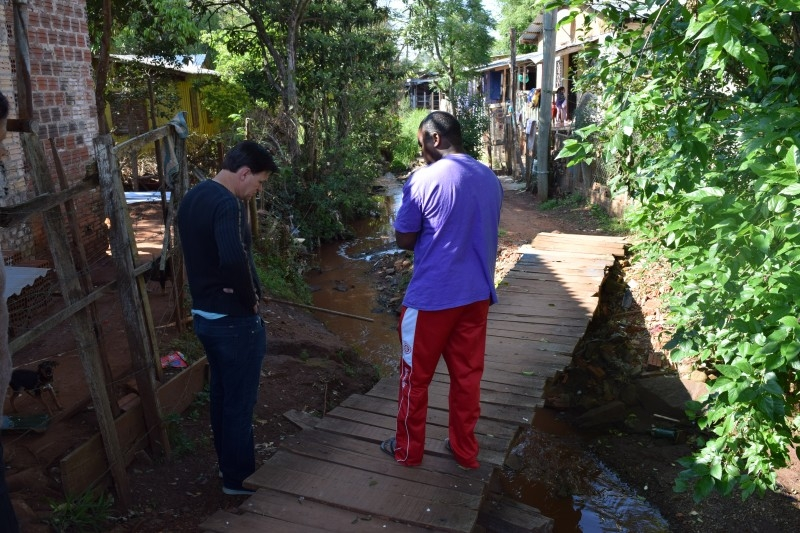 Moradores reivindicam melhorias no bairro Princesa