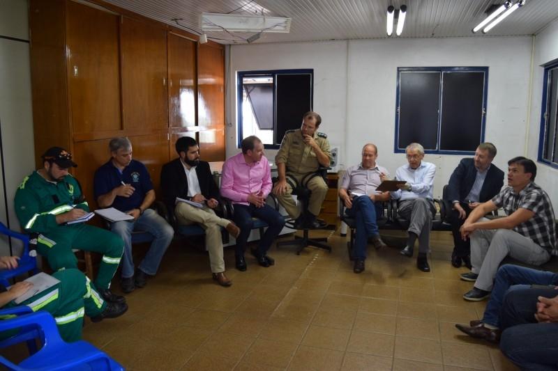 Lideranças pedem pela manutenção do posto do PRF em Carazinho