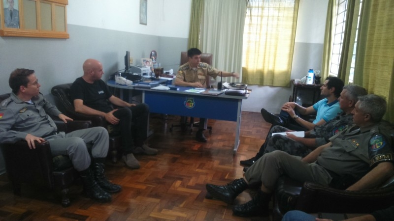 Comissão de Segurança convida Major da BM para uso da Tribuna Livre
