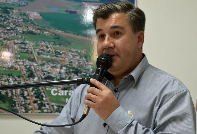 Vereador sugere implantação de sistema de rastreamento veicular no município