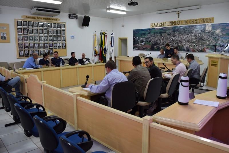 Legislativo aprova emendas a LDO em sessão ordinária