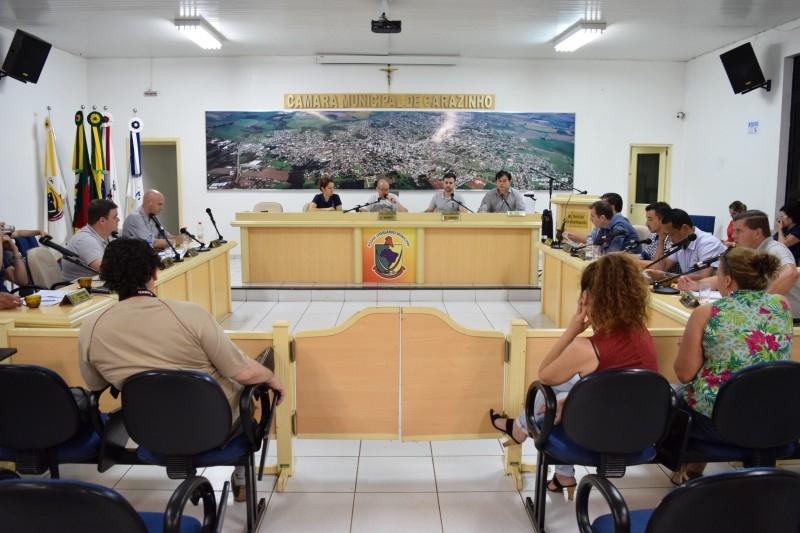 Vereadores aprovam projeto que denomina ESF Dr. Elbio Balcemão Esteve