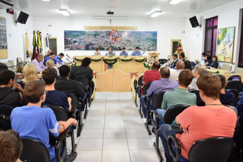 Vereadores entregam prêmio Zumbi dos Palmares