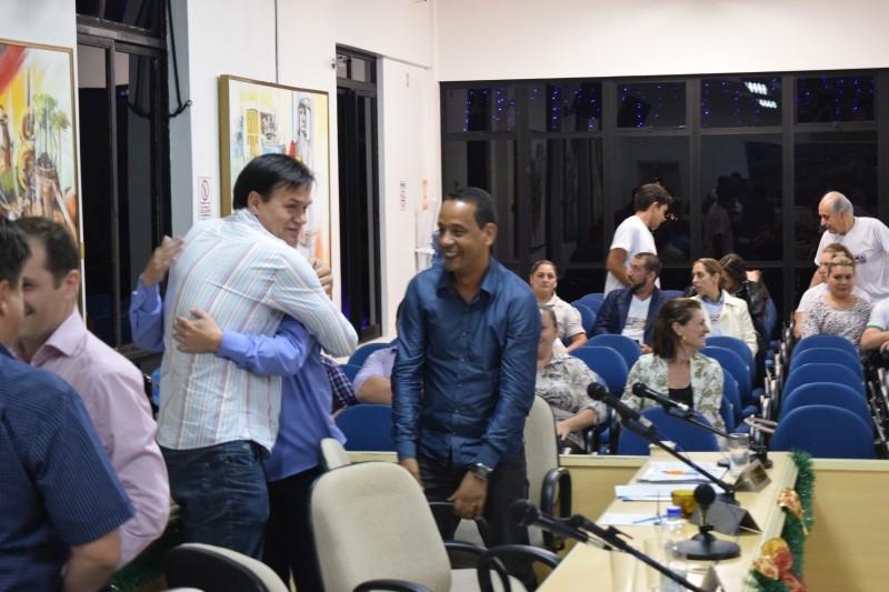 Gauchinho é eleito presidente da Câmara para 2016