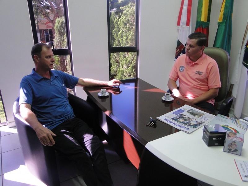 Gauchinho solicita melhorias nos bairros de Carazinho