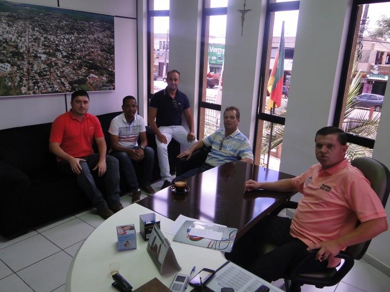 Gauchinho confirma parceira com Ascamaja em 2016