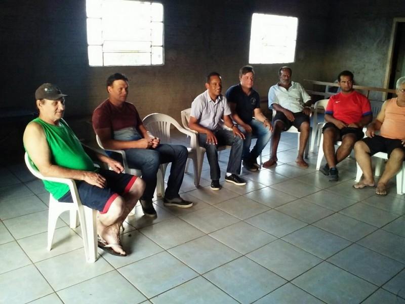 Moradores do bairro Nova Ouro Preto reivindicam melhorias