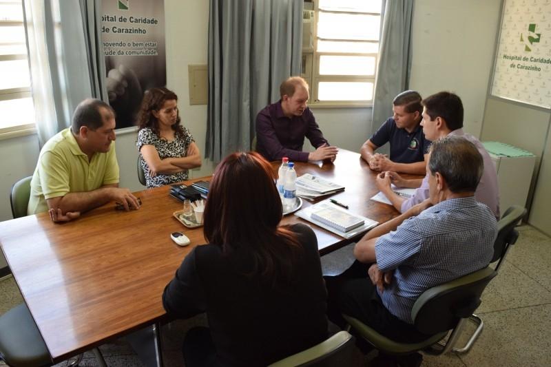 Gauchinho pede apoio do HCC na luta por uma UTI Neonatal
