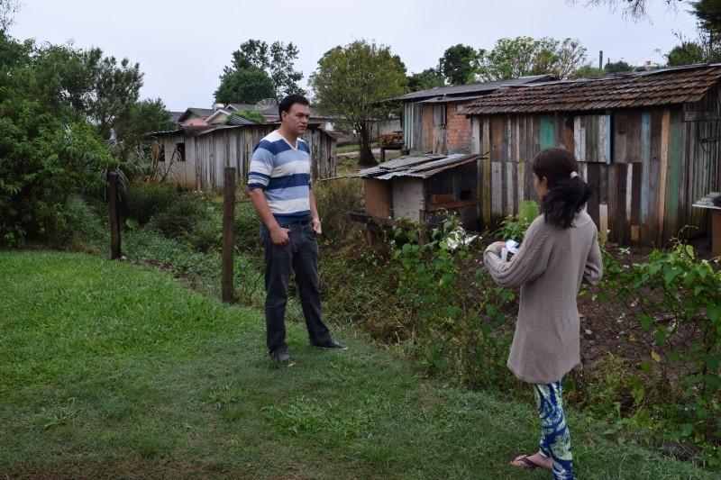 Moradores pedem ajuda para solucionar problemas com alagamentos