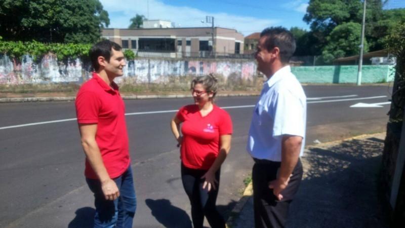 Moradores da Itararé reclamam da falta de orientação a motoristas