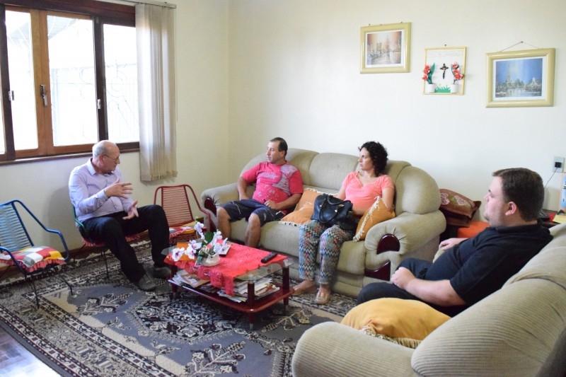 Vereador busca reativação do Centro da Juventude no bairro Santa Terezinha
