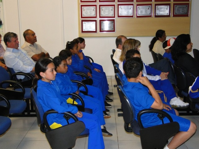 AABB Comunidade participa da Tribuna Livre.