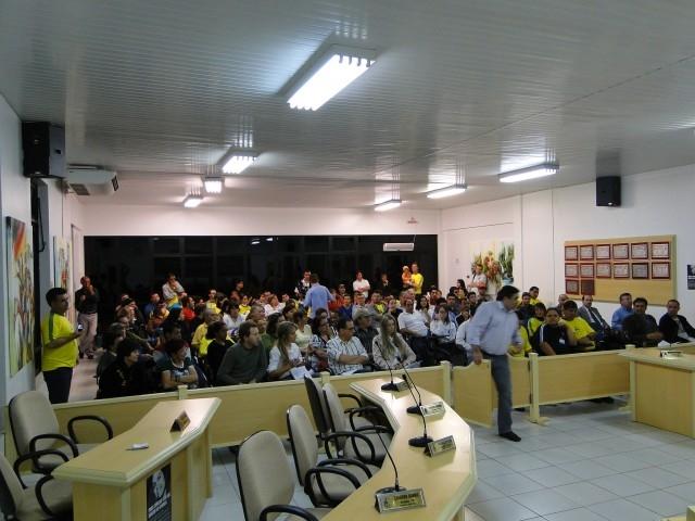 Transporte Coletivo Urbano – Audiência PÚBLICA