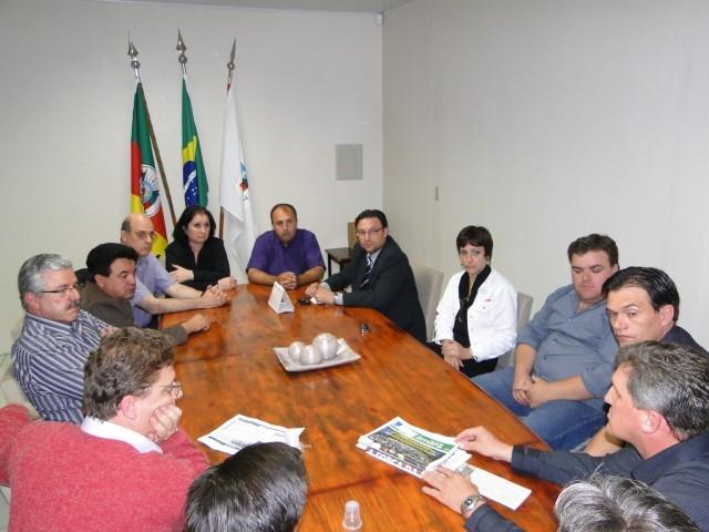 HCC – Médicos reúnem-se com Vereadores.
