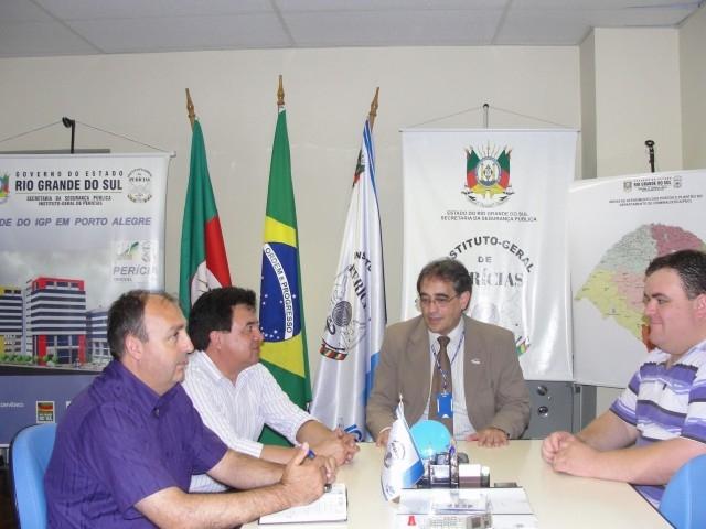 IML – Vereadores buscam melhorias em Porto Alegre.
