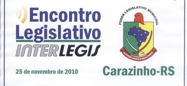 Encontro Regional do Interlegis em Carazinho trata de modernização do Poder Legislativo