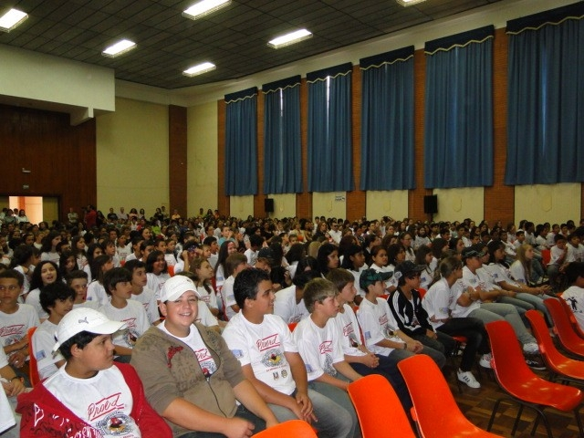 PROERD realiza formatura de mais de 520 jovens.