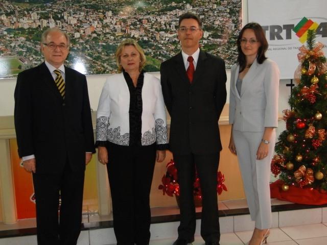 Legislativo sedia comemoração de 30 anos da Justiça do Trabalho em Carazinho