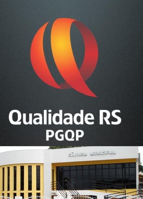 Câmara de Vereadores de Carazinho Assina Termo de Adesão ao PGQP