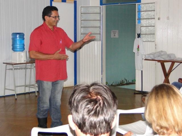Vereadores Participam de Reunião no CETRAT.