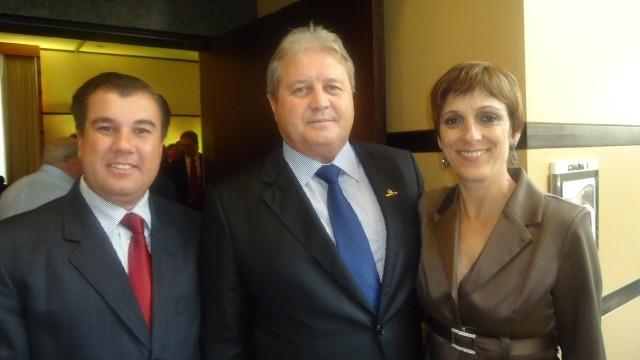Legislativo Representado no Lançamento da 12º Expodireto Cotrijal