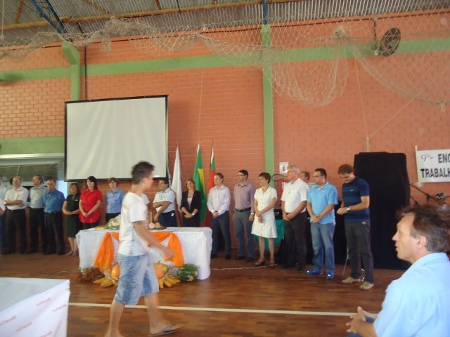 Vereadores Participam do Evento Comemorativo a Mulher Produtora Rural