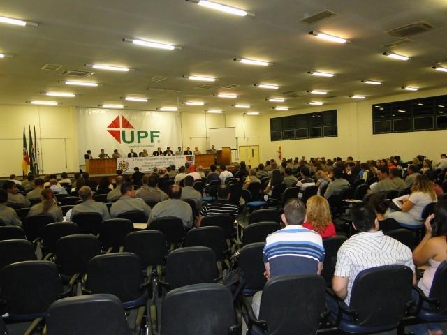 II Fórum de Segurança Pública