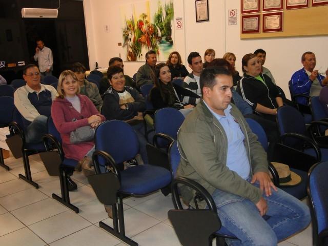 Representantes SERFO Participam da Tribuna Livre
