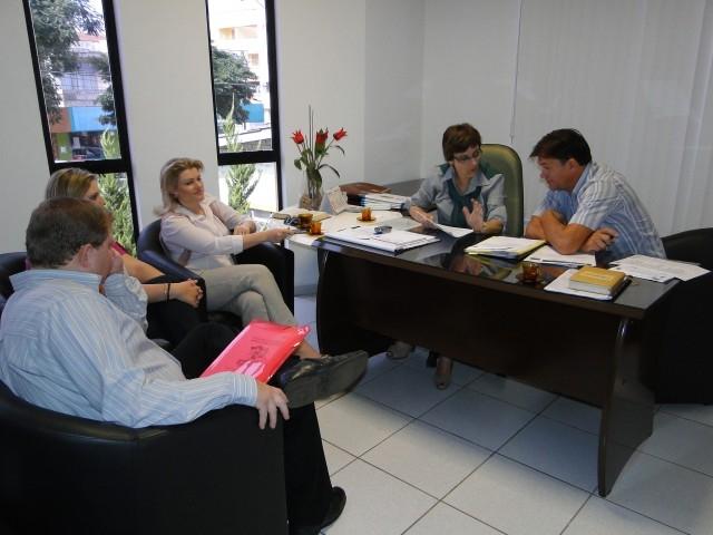 Representantes da JCI buscam Apoio do Legislativo