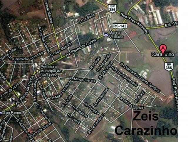 Zonas Especiais de Interesse Social (ZEIS)