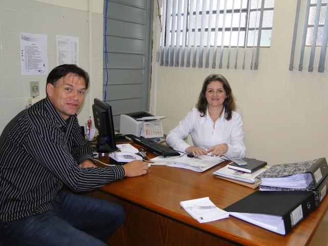 CAPS Álcool e Drogas e Instalação da UPA são pauta de Reunião do Vereador Erlei Vieira