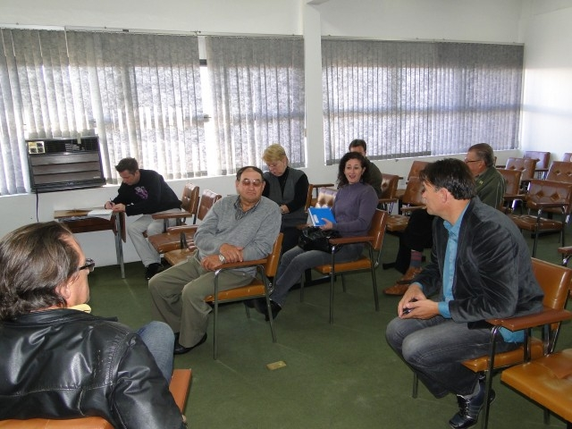 Legislativo presente na Reunião do Conselho Municipal do Meio Ambiente