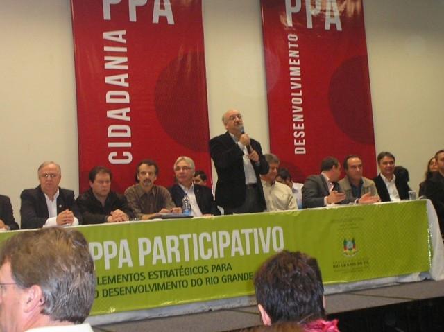 Definidos os Conselheiros do PPA Participativo nas Regiões Norte e Nordeste
